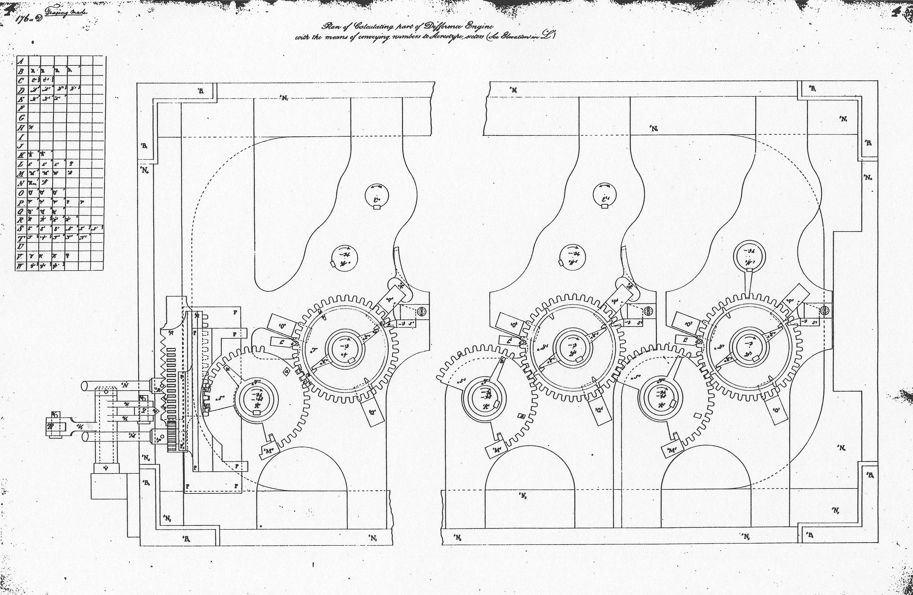 Pictures Of Analytical Engine Diagram Difference Repair Wiring Scheme